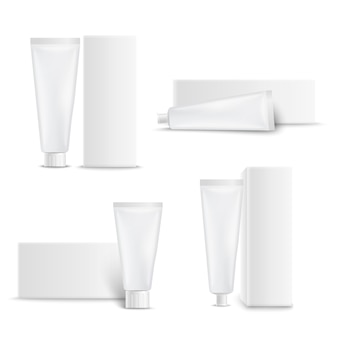 Conjunto de pacotes de atendimento odontológico
