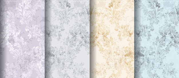 Conjunto de padrões rococó
