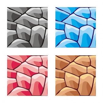 Conjunto de padrões sem emenda
