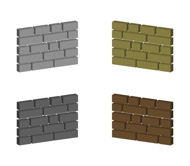 Conjunto de paredes