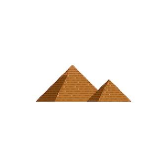 Conjunto de pirâmide de pixel