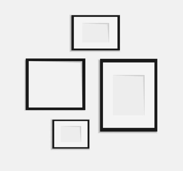 Conjunto de porta-retratos