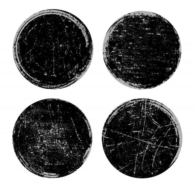Conjunto de selos antigos