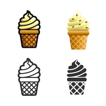 Conjunto de sorvete