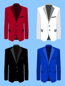 Conjunto de terno de homem