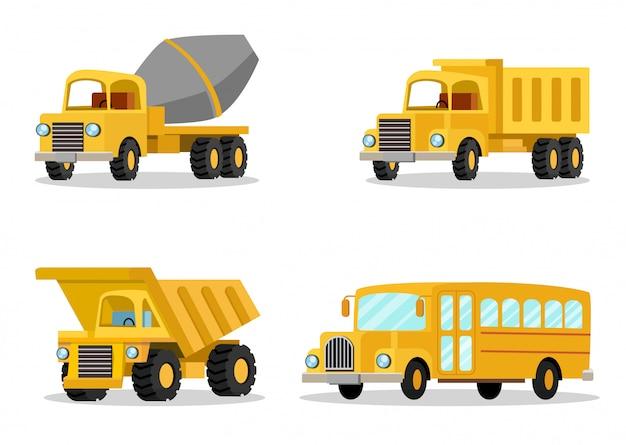 Conjunto de transporte