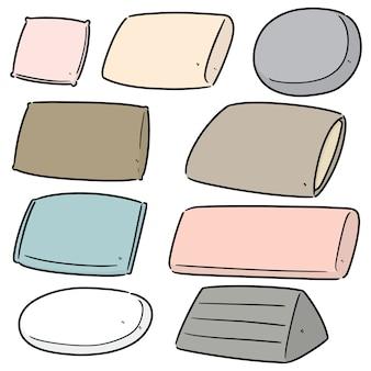 Conjunto de travesseiro