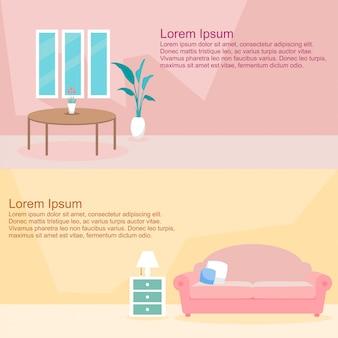 Conjunto de vetores interiores de quarto