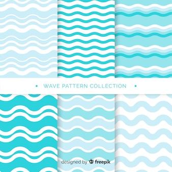 Conjunto, onda, padrões