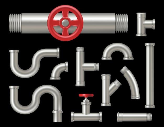 Conjunto realista de pipelines