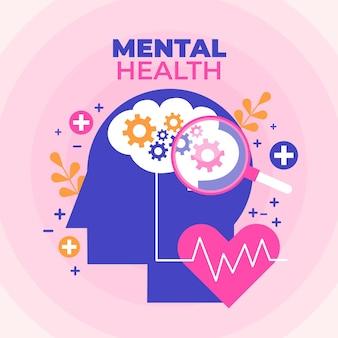 Consciência da saúde mental