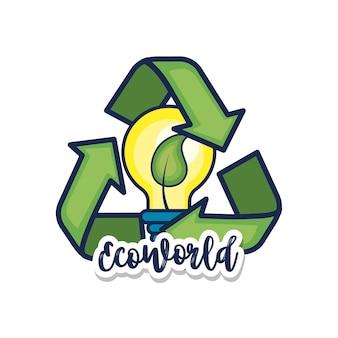 Conservação ecológica para proteção do meio ambiente natural