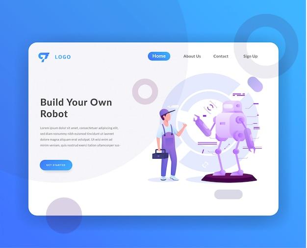 Construa seu robô