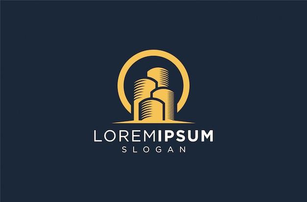 Construção de logotipo