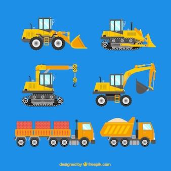 Construção de máquinas