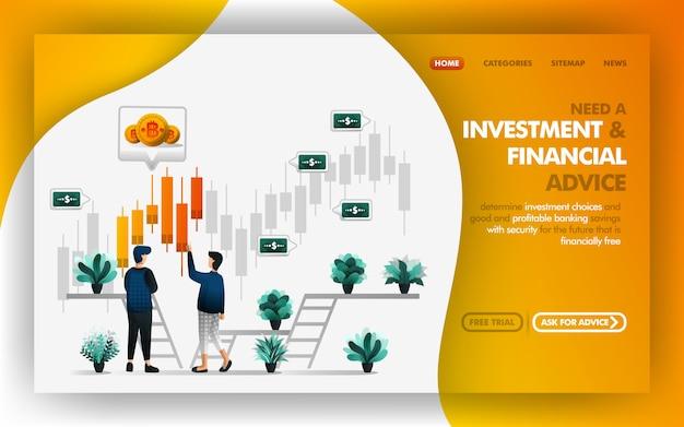 Consultor financeiro e consultor de investimentos