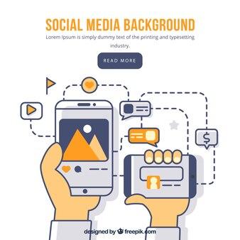 Contexto da mídia social