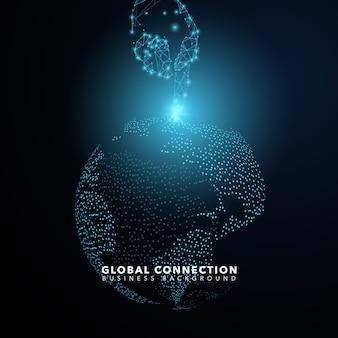 Contexto de conexão global