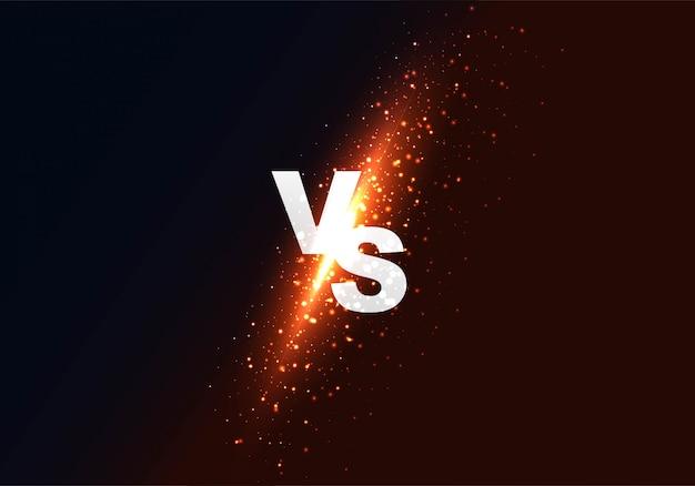 Contra vs fundo colorido brilhante