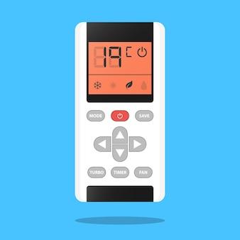 Controle remoto de ar condicionado remoto