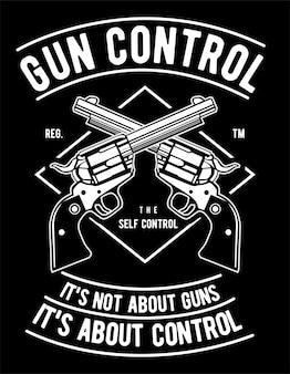 Controlo de armas
