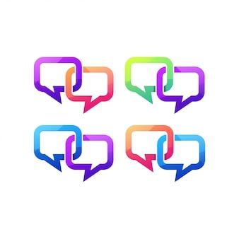 Conversa mensagem comunicação conversa