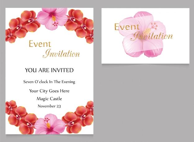 Convite para evento