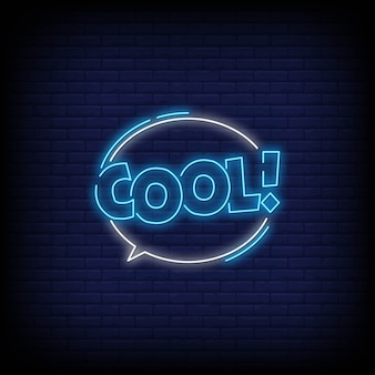 Cool neon signs