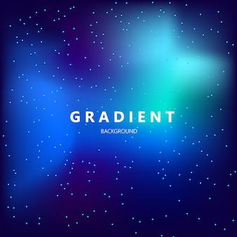 Cor azul abstrato moderno fundo gradiente