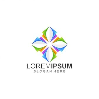 Cor logotipo completo