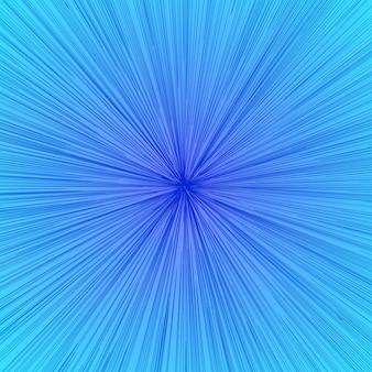 Cor moderna do fundo geométrico do espaço de velocidade para o fluxo de dados