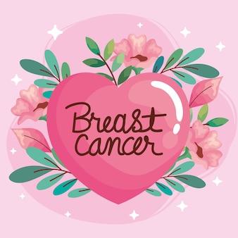 Coração câncer de mama