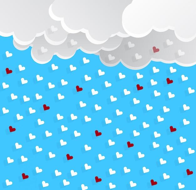 Coração chuvoso
