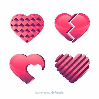 Coração liso