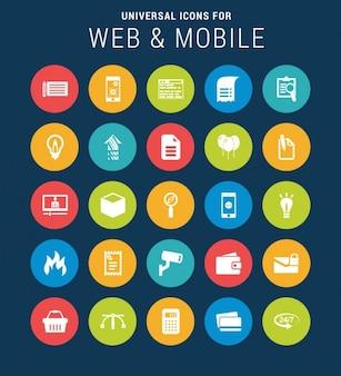 Cores botões web definir