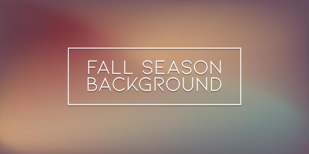 Cores de outono pintura a óleo borrão textura artística fundo outono