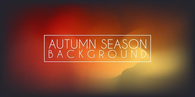 Cores do outono, cores, pintura a óleo, borrão, textura artística, fundo