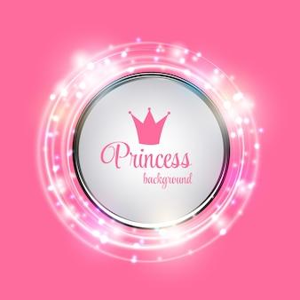 Coroa de princesa