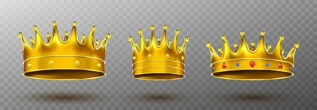 Coroas de ouro