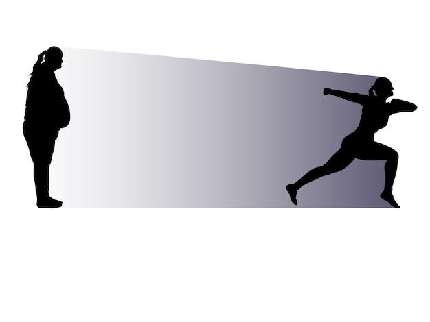 Corrida de mulher