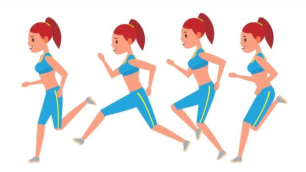 Corrida feminina