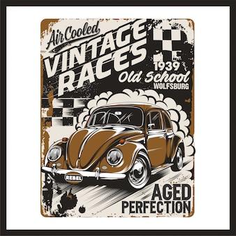 Corrida vintage 2