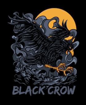 Corvo negro