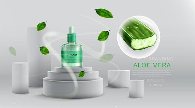 Cosméticos ou produtos para a pele