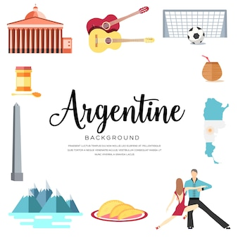 Country argentina viagem guia de férias