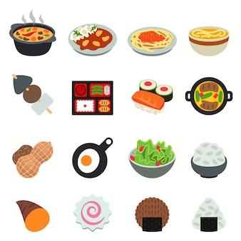 Cozinha de comida japonesa