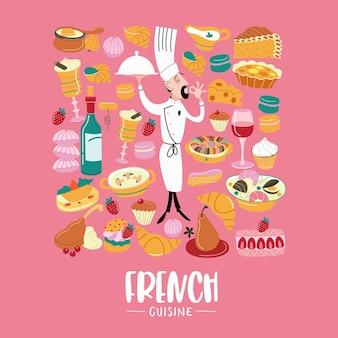 Cozinha francesa pratos tradicionais da frança
