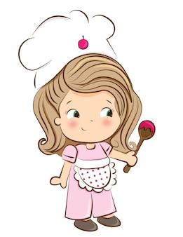 Cozinheiro doce