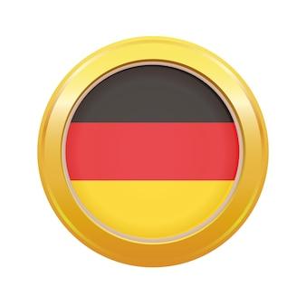 Crachá feito na alemanha
