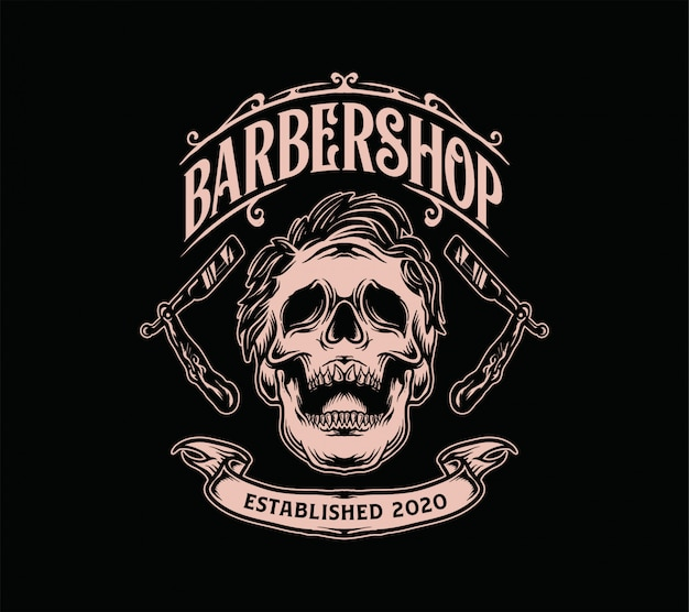 Crânio de barbeiro